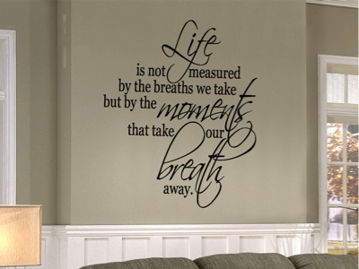 Quotes To Hang On Your Wall Quotesgram