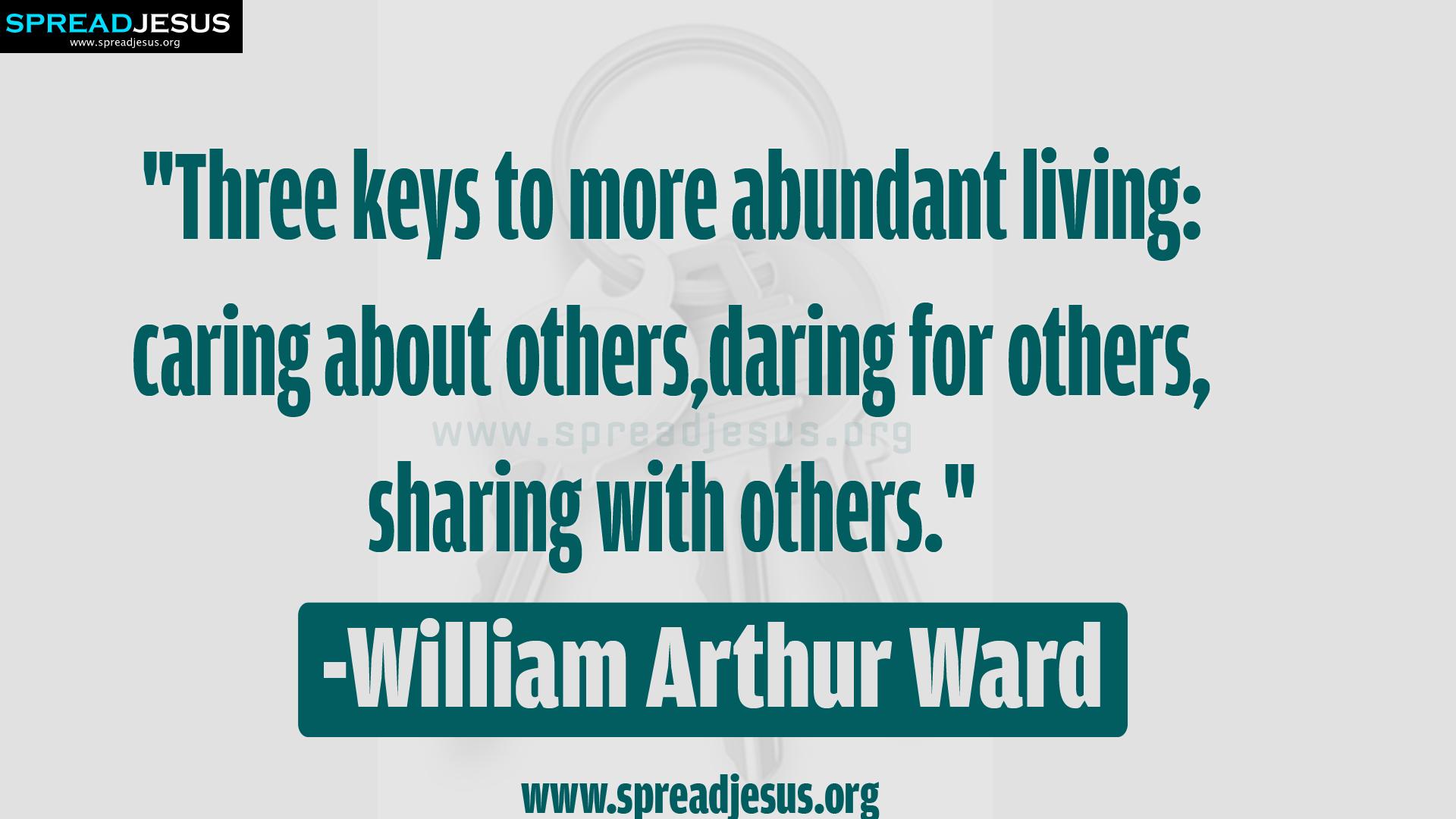 Sharing Some Uplifting