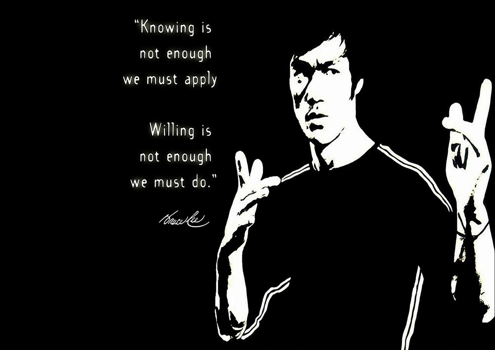 Bruce Lee Movie Quotes. QuotesGram