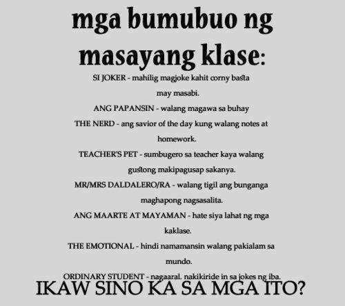 Nakakatawang Quotes Tagalog Na. QuotesGram