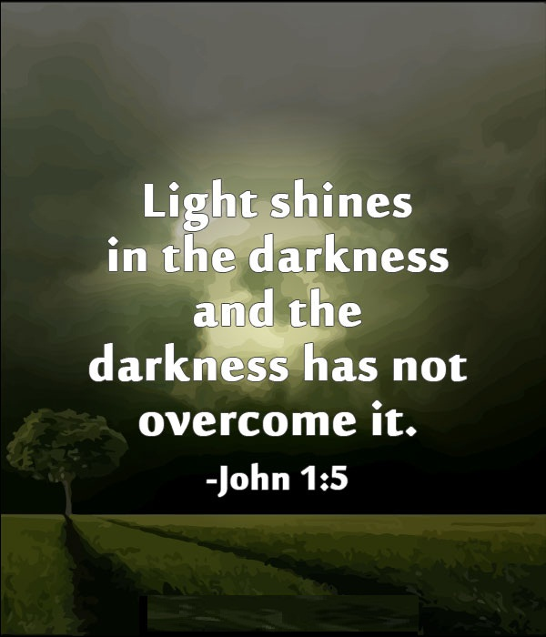 Quotes Of Darkness: Quotes About Darkness And Light. QuotesGram