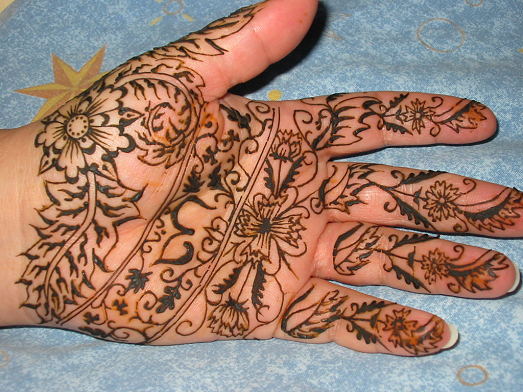 Henna Tattoo Designs And Meanings: Henna Quotes. QuotesGram