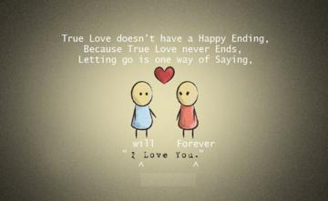 Quotes About Love Never Ending : One Way Love Quotes. QuotesGram