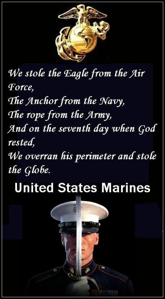 Best Marine Quotes And Sayings: Marine Corps Quotes And Sayings. QuotesGram