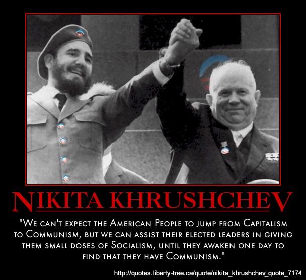 Khrushchev Propaganda ...