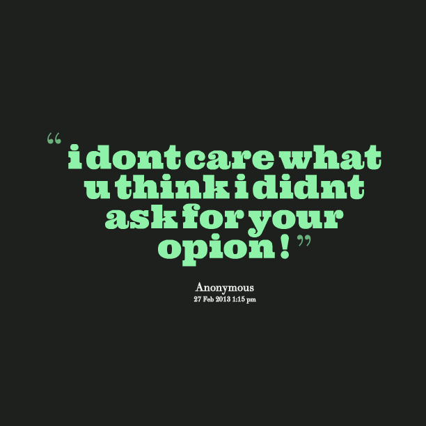 I Will Take Care Of You Quotes