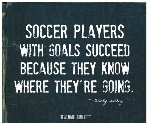Motivational Inspirational Quotes: Motivational Soccer Quotes For Girls. QuotesGram