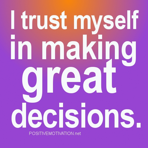 Famous Quotes About Decision Making. QuotesGram