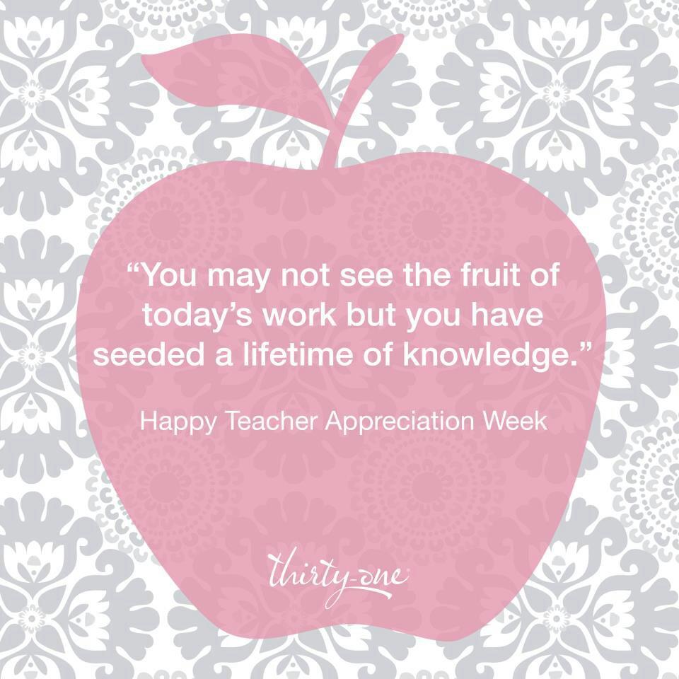 Teacher Appreciation Verses Poems