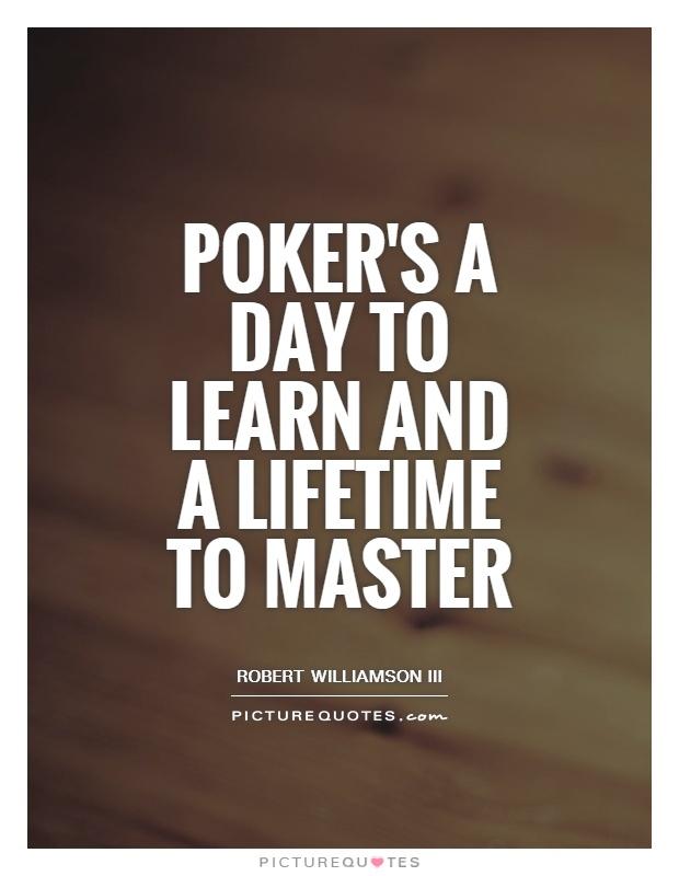 Poker Zitate