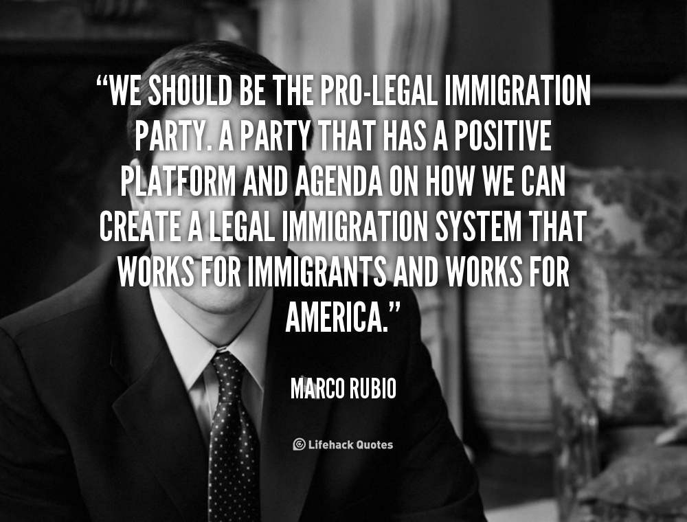 Positive Quotes: Positive Quotes About Immigration. QuotesGram