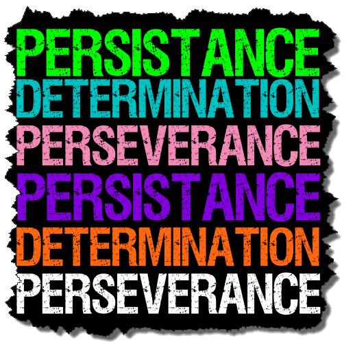 Persistence Motivational Quotes: Persistence And Perseverance Quotes. QuotesGram