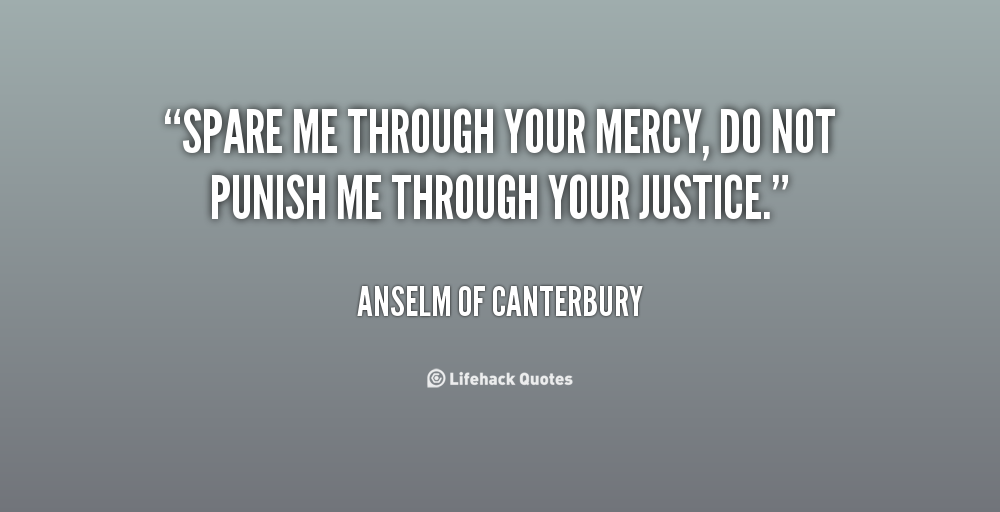 Anselm Of Canterbury Quotes