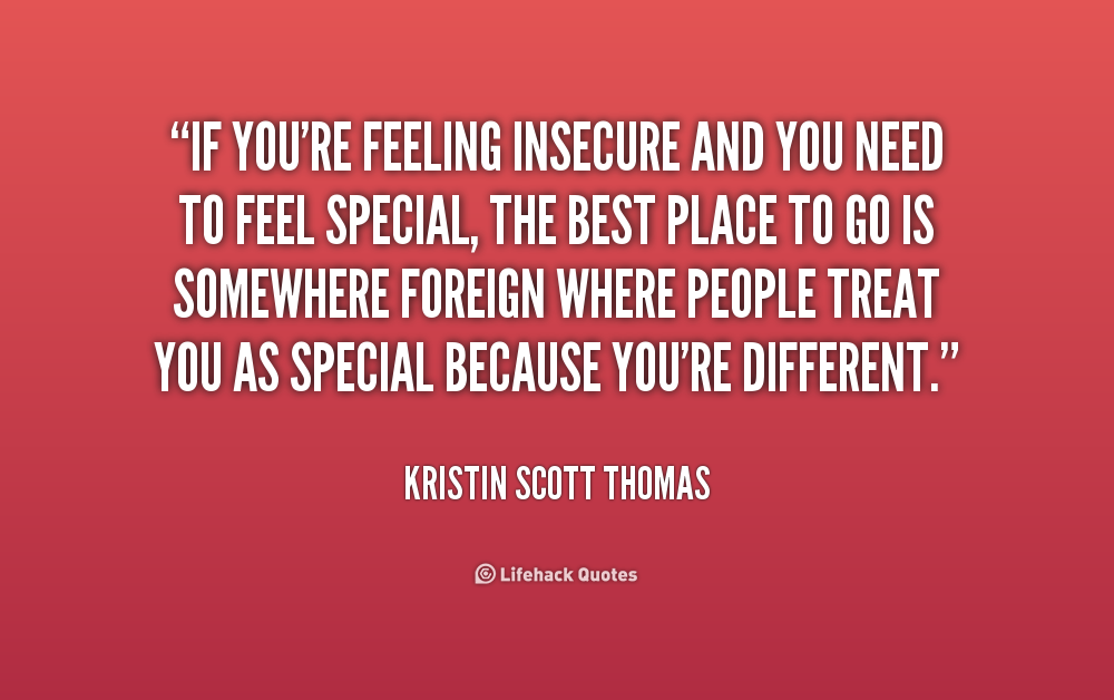 Want To Feel Special Quotes. QuotesGram