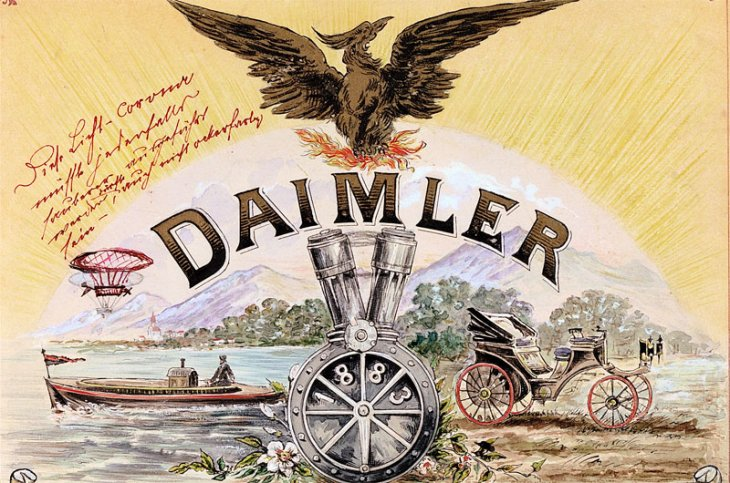the life of gottlieb daimler Early life: 1834–1852 gottlieb wilhelm daimler was the son of a baker named johannes däumler (daimler) and his wife frederika, from the town of schorndorf near.