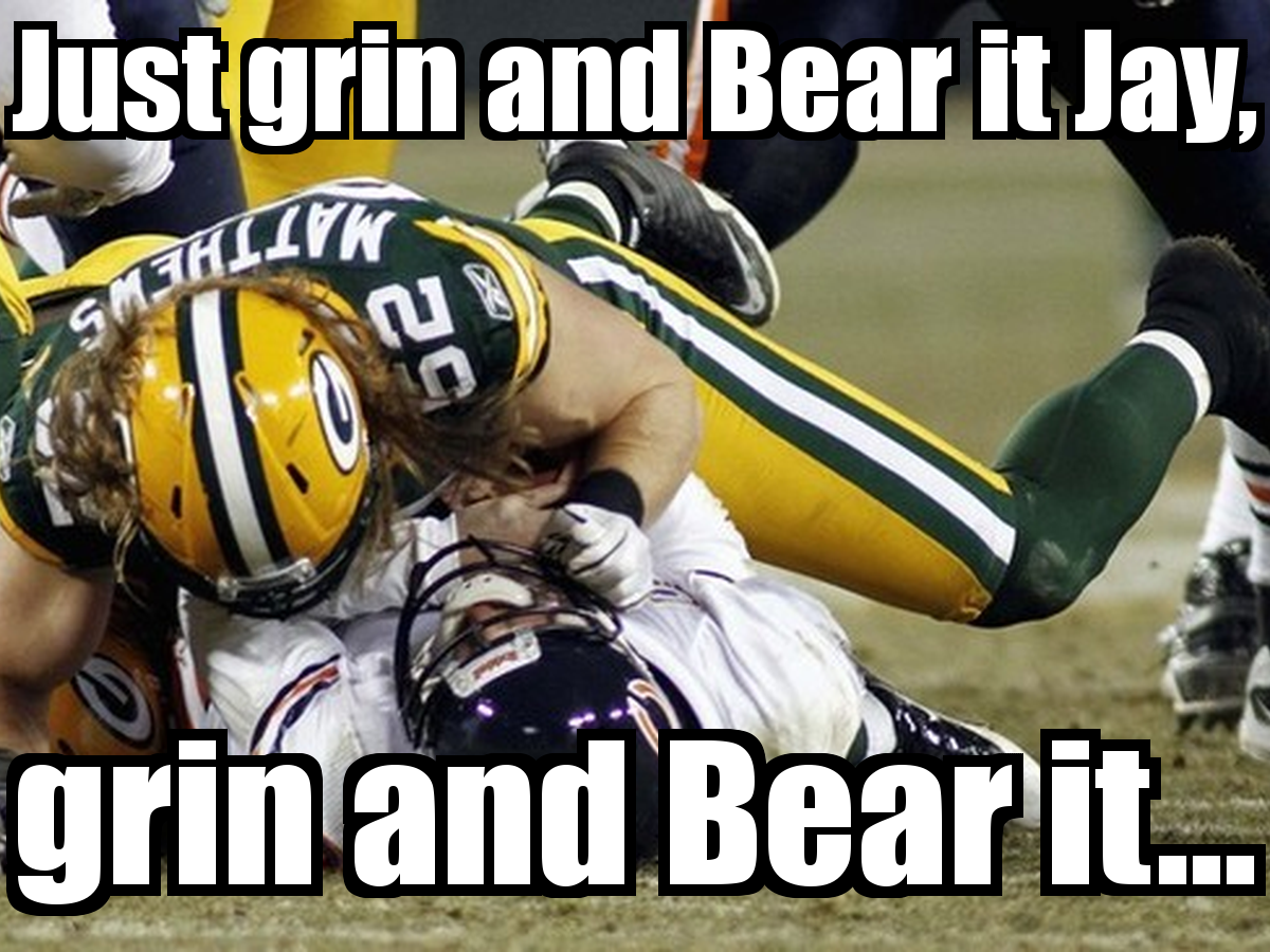 Chicago Bears Football Baby With Quotes. QuotesGram