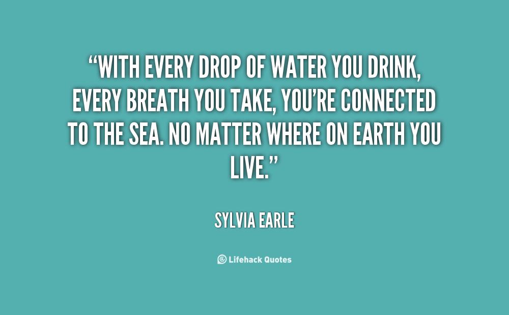 Drinking Water Isn T Safe