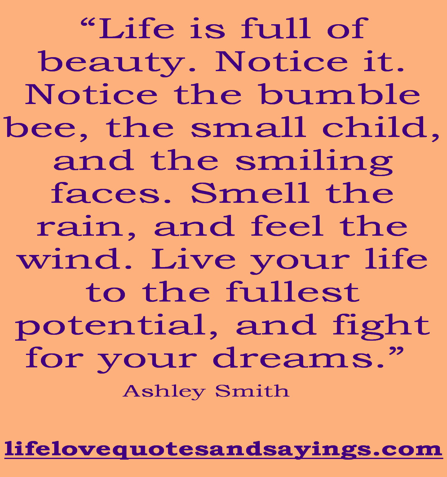 Live Quotes: Live Your Life Quotes And Sayings. QuotesGram