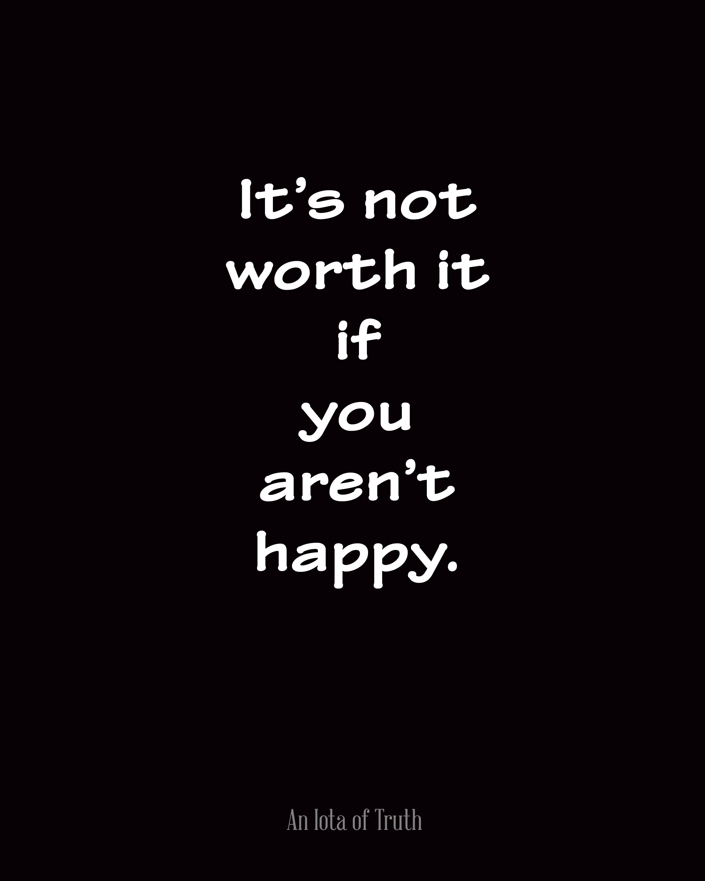Its Not Worth It Quotes. QuotesGram