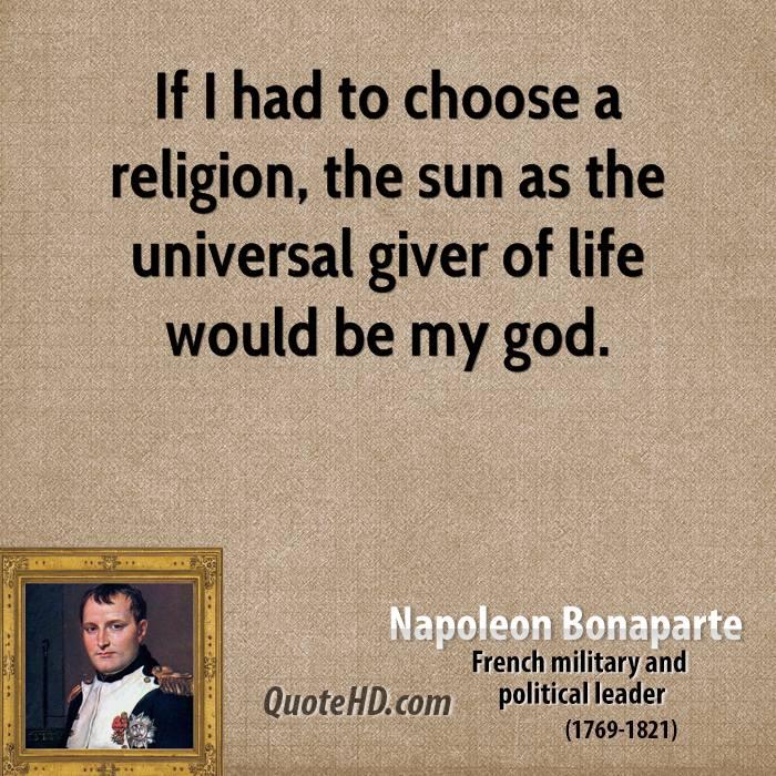 Napolean Quotes: Napoleon Quotes On God. QuotesGram