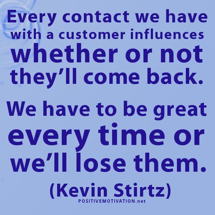 customer service inspirational quotes quotesgram