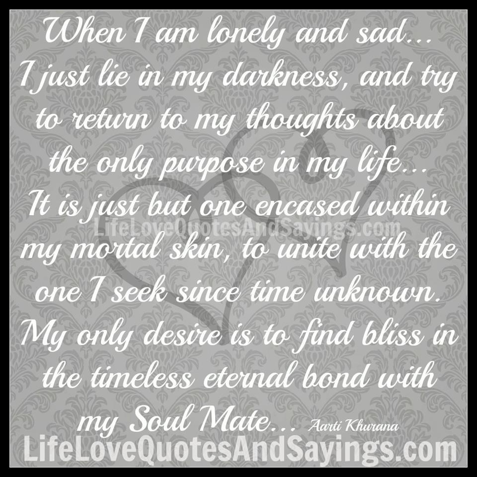 Sad Quotes Quotesgram: Lonely Sad Quotes. QuotesGram