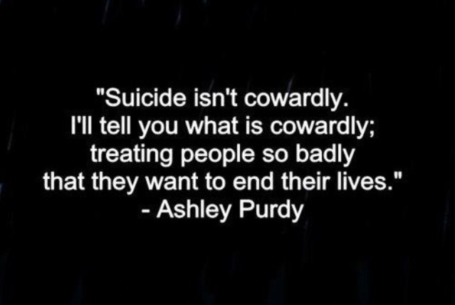 Quotes About Suicide Sad Quotes Abou...