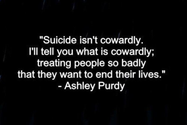 Suicide Quotes For Teen Girls: Sad Quotes About Suicide. QuotesGram