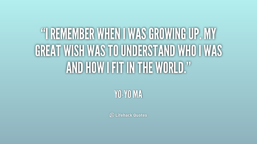 Famous Quotes About Growing Up. QuotesGram