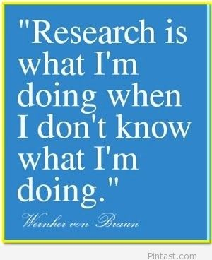 funny quotes on research papers