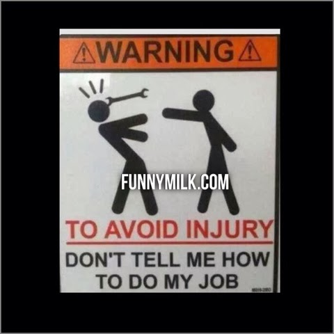 Quitting job funny