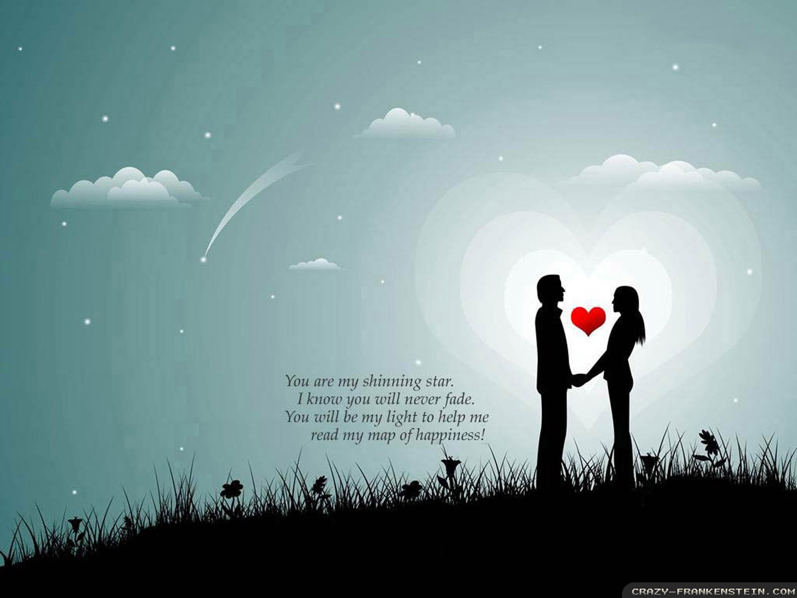 Quotes About Love And Stars. QuotesGram