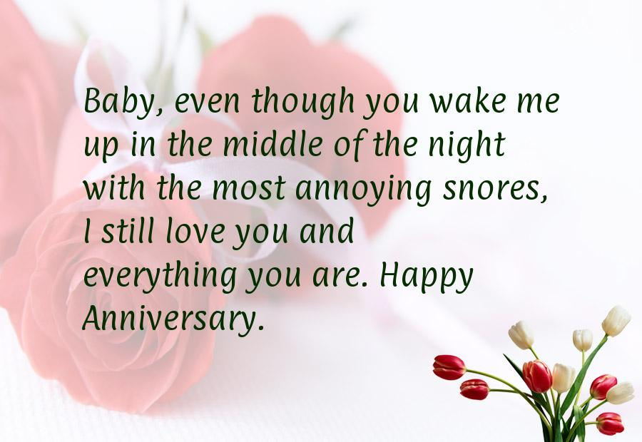 Marriage Anniversary Quotes Funny Quotesgram
