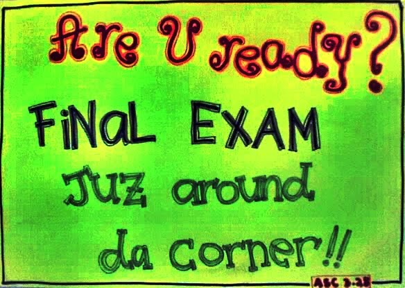 Final Examination Quotes. QuotesGram