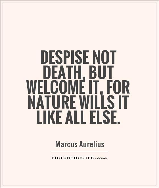 The Death Cure Quotes Quotesgram: Marcus Aurelius Quotes On Death. QuotesGram