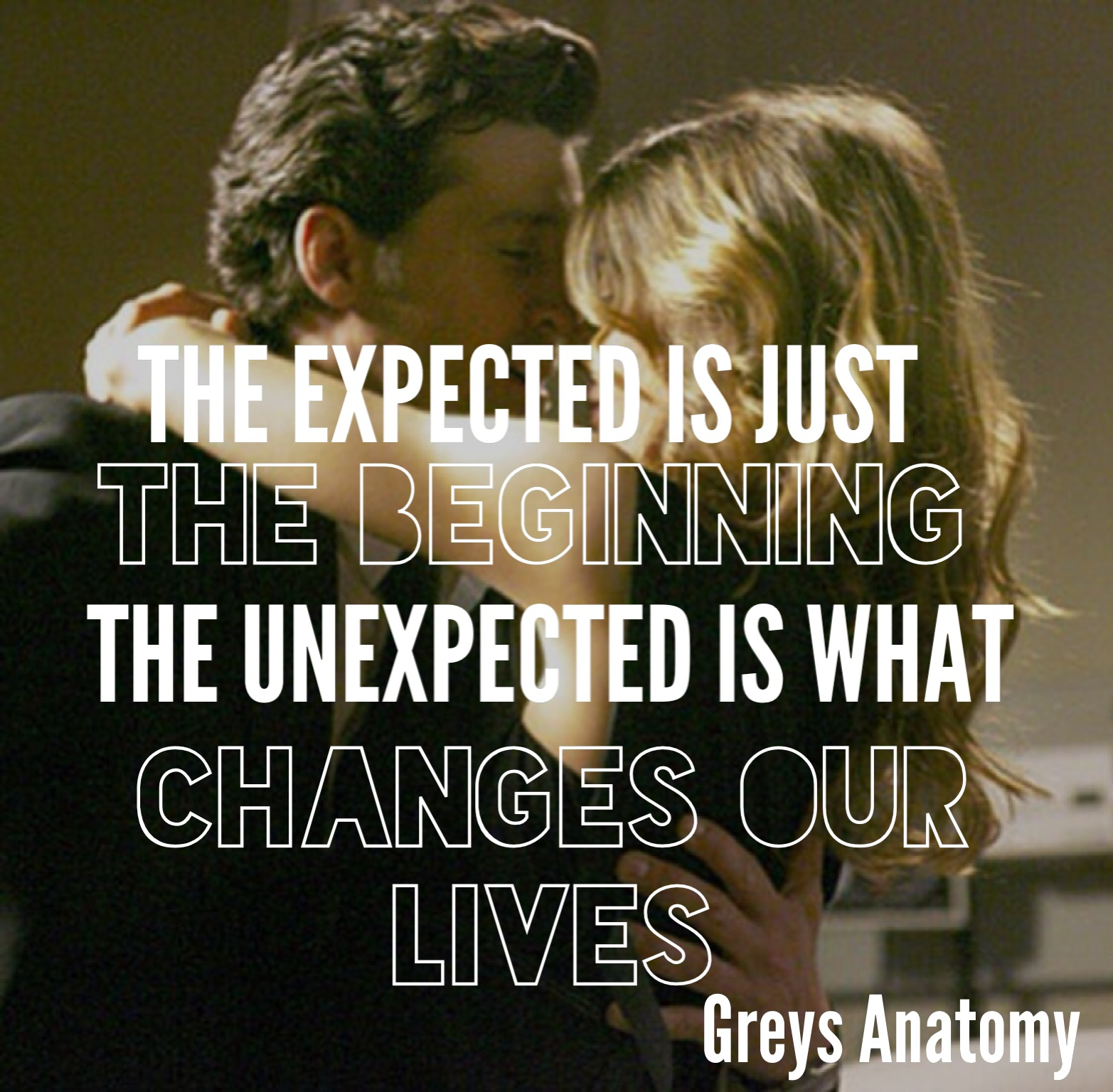 Unexpected Life Changes Quotes. QuotesGram
