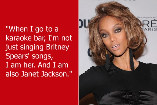Quotes About Tyra Banks. QuotesGram