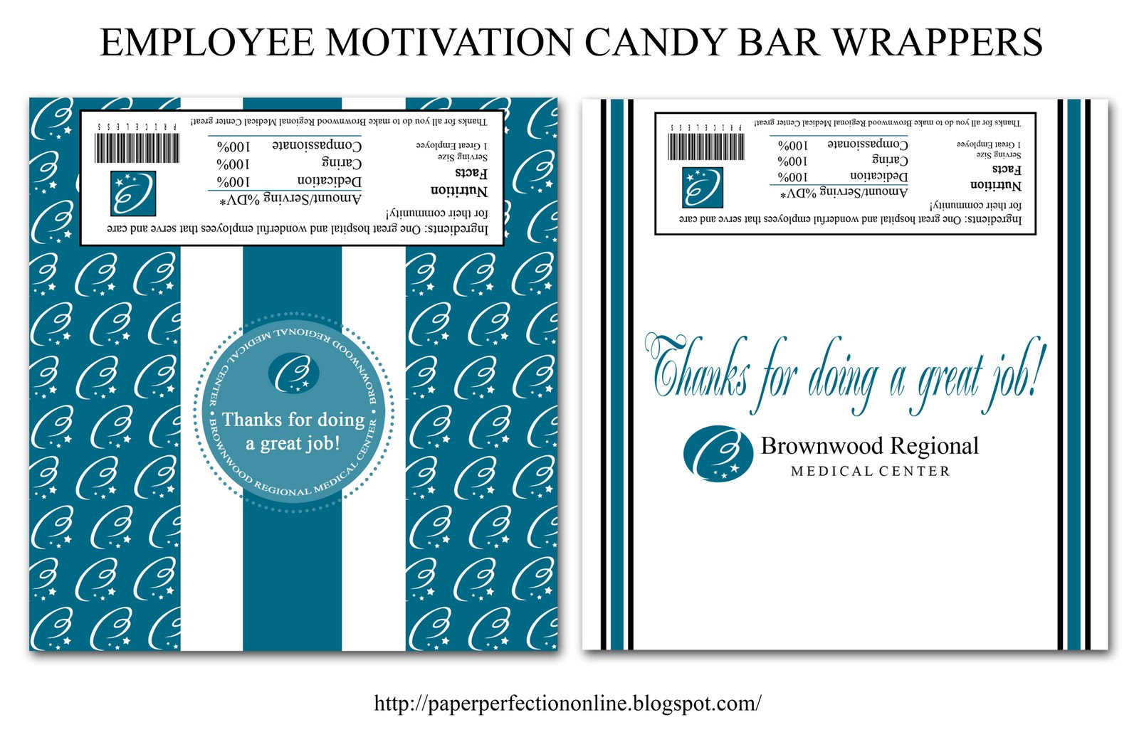 Staff Appreciation Quotes With Candy. QuotesGram