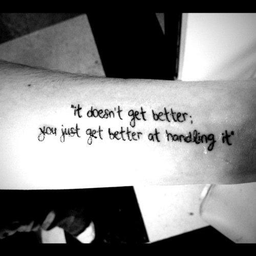 Suicide Tattoo Quotes. QuotesGram