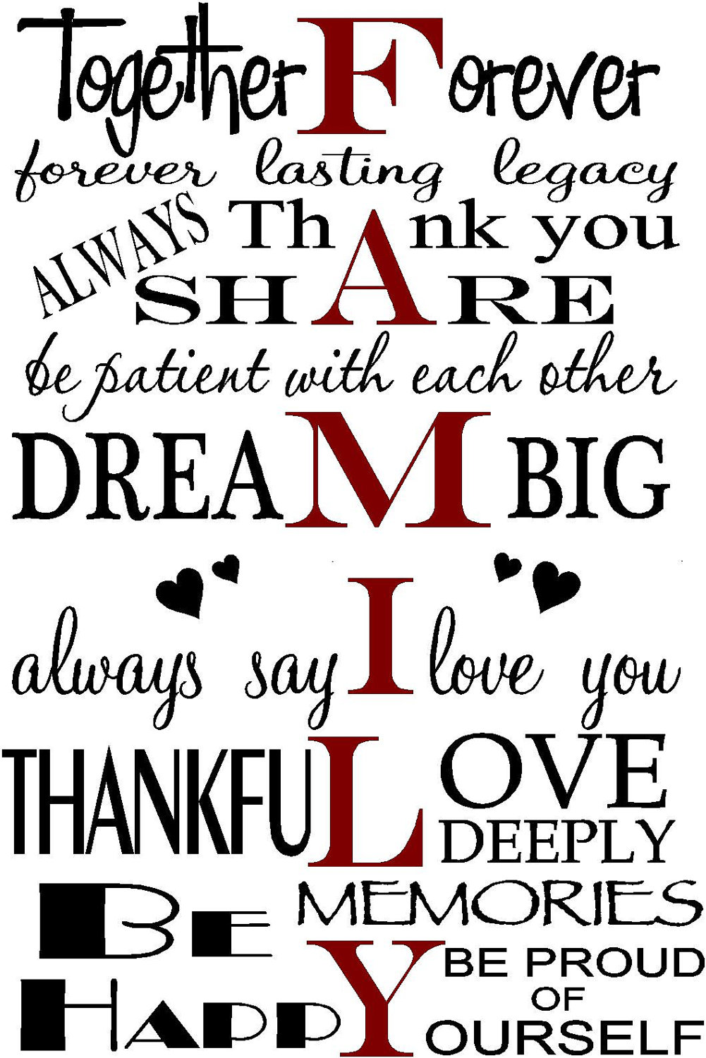 Quotes About Family Love Quotesgram
