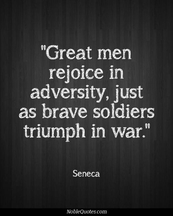 Humor Inspirational Quotes: Leadership Adversity Quotes. QuotesGram