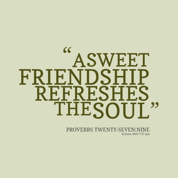 Quotes For Sweet Friend: Sweet Friendship Quotes. QuotesGram