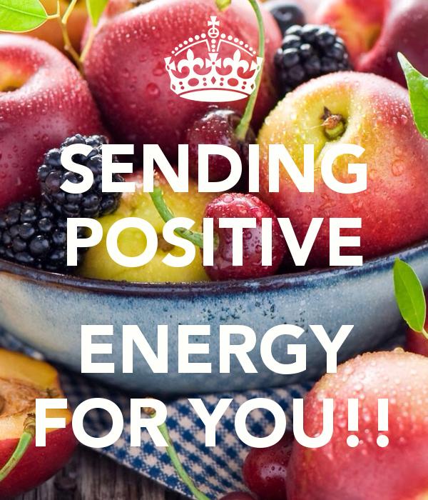 Sending Positive Energy Quotes. QuotesGram