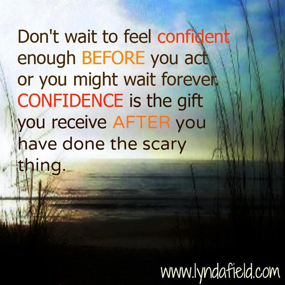 Confidence Quotes And Sayings. QuotesGram