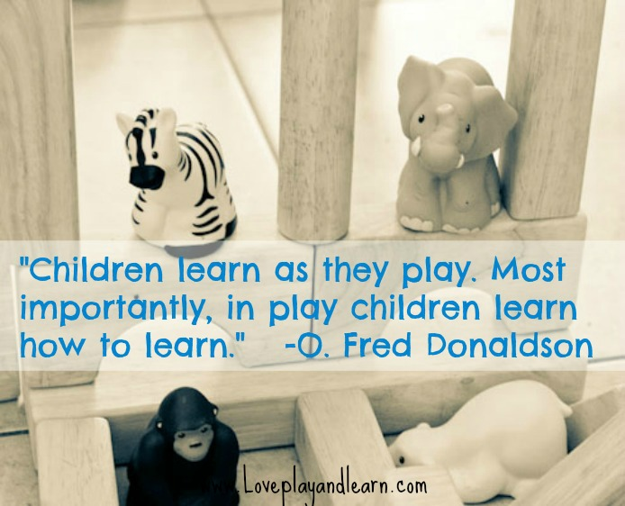 Top 3 Benefits of Learning Through Play - The Center for ...