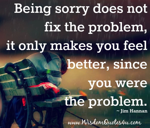 quotes about being sorry - photo #45