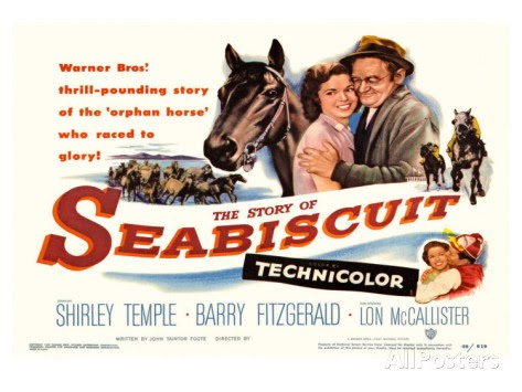 thesis on seabiscuit