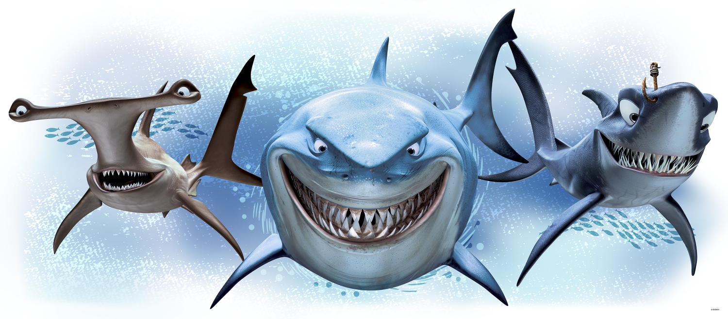 finding nemo shark quotes quotesgram i love you clip art sign language i love you clip art black and white