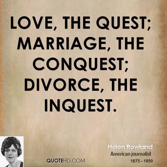 Divoces Quote Photo 2: Quotes Of Marriage And Divorce. QuotesGram
