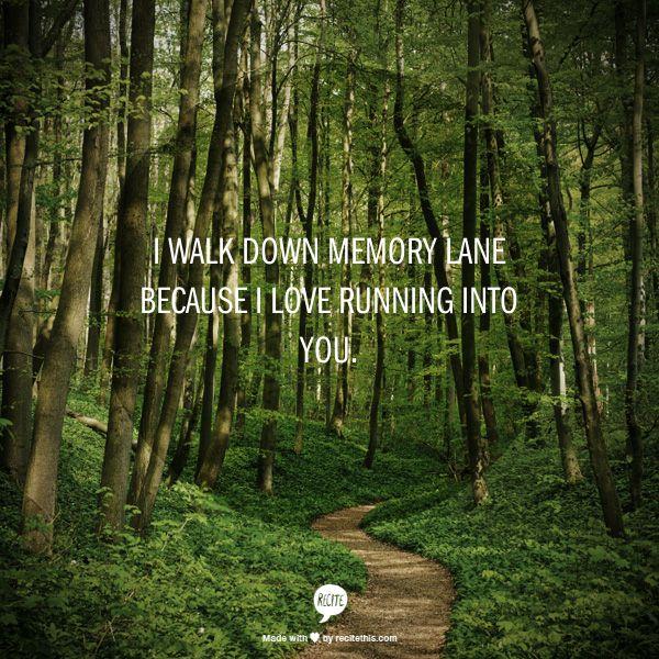 Trip Down Memory Lane Quotes. QuotesGram